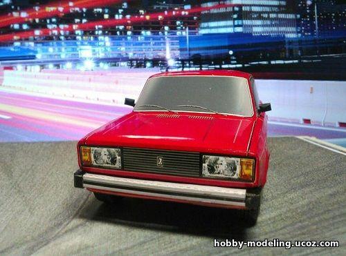 Автомобили / Avto - Хобби - бумажное моделирование